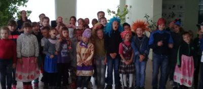 День защиты детей в лагере дневного пребывания «Дружба»